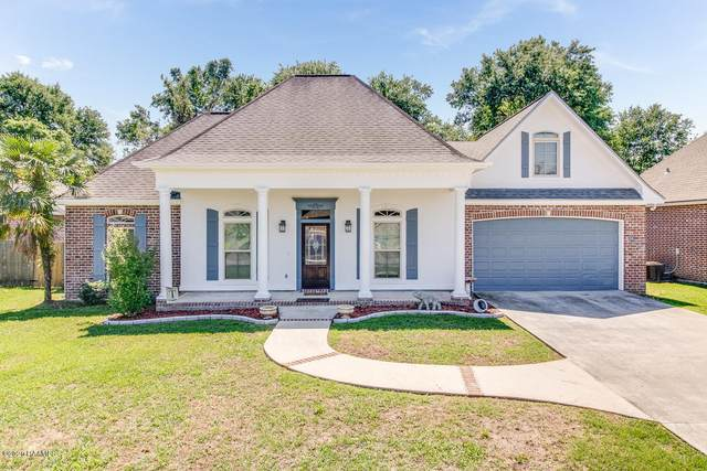 626 Beacon Drive, Youngsville, LA 70592 (MLS #20002999) :: Keaty Real Estate