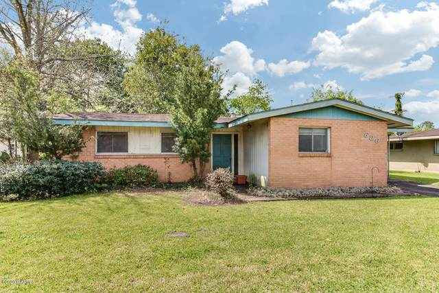 600 Creswell Lane, Opelousas, LA 70570 (MLS #20003016) :: Keaty Real Estate