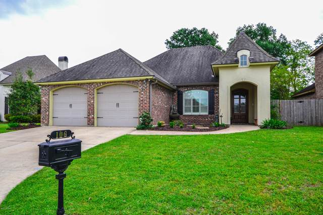 106 La Villa Circle, Youngsville, LA 70592 (MLS #20003076) :: Keaty Real Estate