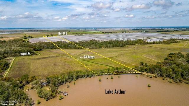 Tbd Dupont Road, LAKE ARTHUR, LA 70549 (MLS #20003169) :: Keaty Real Estate