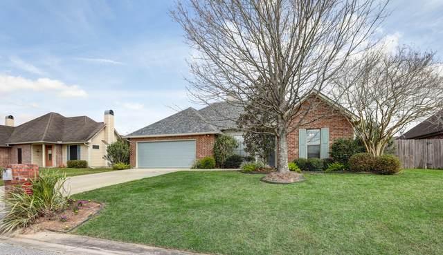 106 Waterberry Drive, Broussard, LA 70518 (MLS #20003171) :: Keaty Real Estate