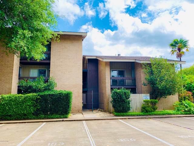 1301 St John Street #108, Lafayette, LA 70506 (MLS #20003174) :: Keaty Real Estate