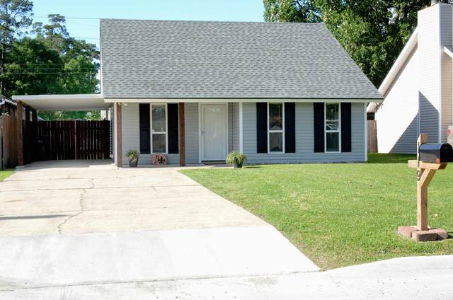 119 W Lee Street, Sulphur, LA 70663 (MLS #20003178) :: Keaty Real Estate