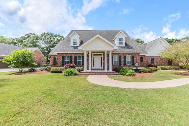 1019 Bayou Bend Circle, Breaux Bridge, LA 70517 (MLS #20003181) :: Keaty Real Estate