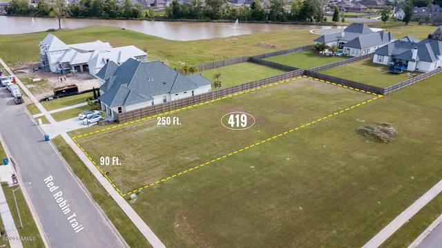 419 Red Robin Trail, Lafayette, LA 70508 (MLS #20003220) :: Keaty Real Estate