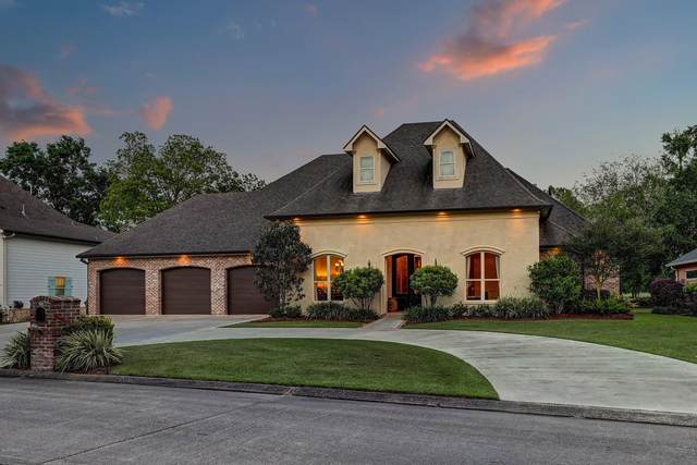 2815 Teal Drive, New Iberia, LA 70560 (MLS #20003355) :: Keaty Real Estate