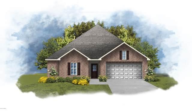 206 Hunters Hill Drive, Duson, LA 70529 (MLS #20003428) :: Keaty Real Estate
