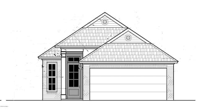 129 Twin Meadow Lane, Lafayette, LA 70508 (MLS #20003545) :: Keaty Real Estate