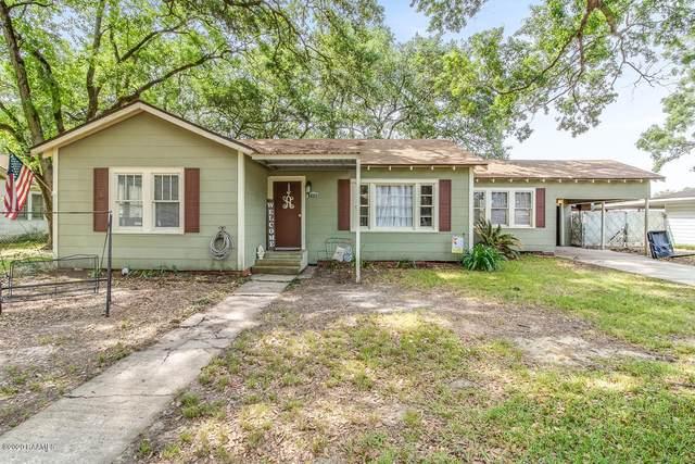 1425 Amazon Street, Eunice, LA 70535 (MLS #20003640) :: Keaty Real Estate