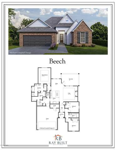 104 Ella Hill, Maurice, LA 70555 (MLS #20003814) :: Keaty Real Estate