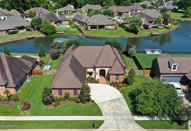 107 Brookhaven Drive, Youngsville, LA 70592 (MLS #20003832) :: Keaty Real Estate