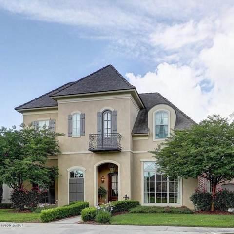 112 Brookshire Gardens Drive, Lafayette, LA 70503 (MLS #20003986) :: Keaty Real Estate