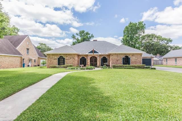 203 Country Club Drive, Lafayette, LA 70501 (MLS #20004005) :: Keaty Real Estate