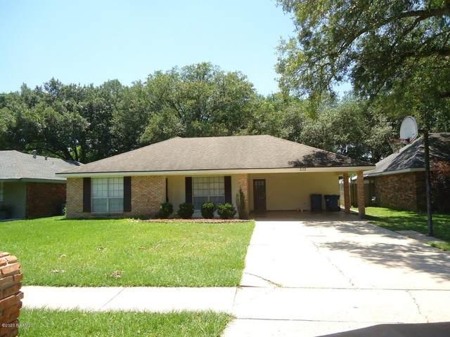 232 Orangewood Drive, Lafayette, LA 70503 (MLS #20004226) :: Keaty Real Estate