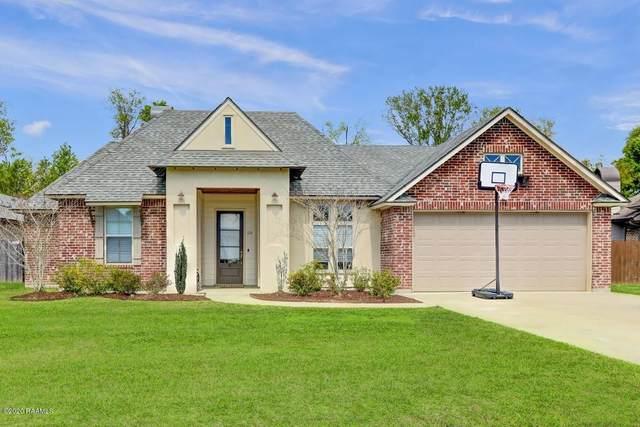 115 Talon Road, Youngsville, LA 70592 (MLS #20004242) :: Keaty Real Estate