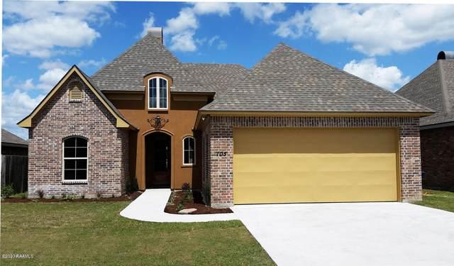 105 Scarlet Oak Drive, Carencro, LA 70520 (MLS #20004308) :: Keaty Real Estate