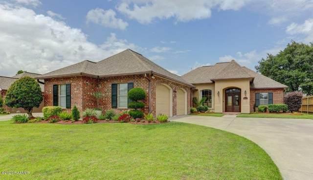112 Meadow Lake Drive, Youngsville, LA 70592 (MLS #20004310) :: Keaty Real Estate