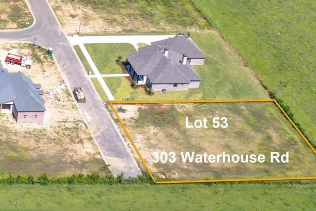 303 Waterhouse Road, Carencro, LA 70520 (MLS #20004367) :: Keaty Real Estate