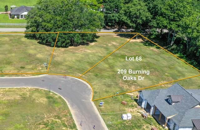 209 Burning Oaks Drive, Carencro, LA 70520 (MLS #20004370) :: Keaty Real Estate