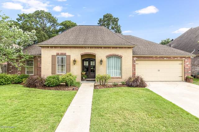 104 Ambergris Lane, Lafayette, LA 70508 (MLS #20004387) :: Keaty Real Estate