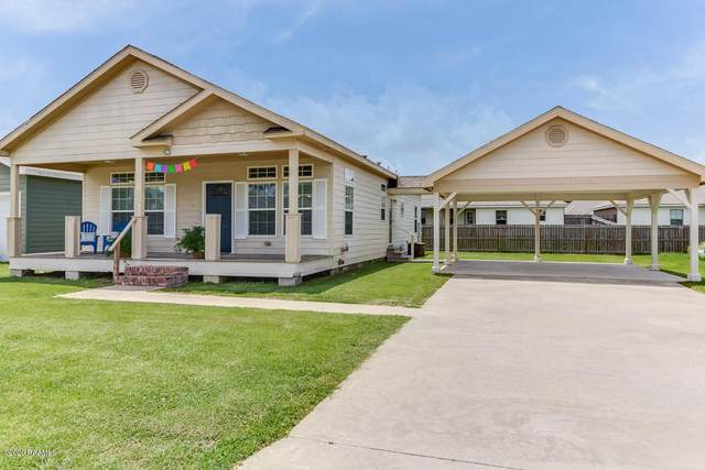 203 Stoneburg Drive, Duson, LA 70529 (MLS #20004518) :: Keaty Real Estate