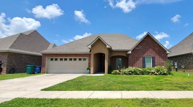 102 Woodhaven Road, Youngsville, LA 70592 (MLS #20004592) :: Keaty Real Estate