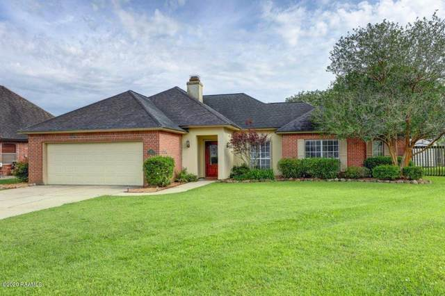 104 Cricklade Court, Youngsville, LA 70592 (MLS #20004649) :: Keaty Real Estate