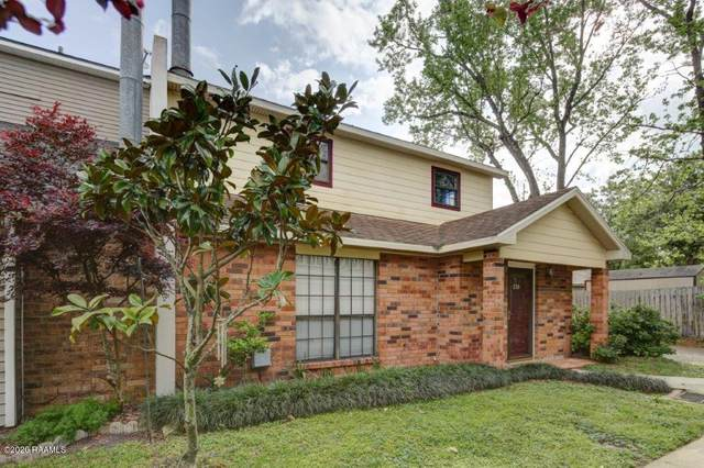 305 Halcott Drive #136, Lafayette, LA 70503 (MLS #20004678) :: Keaty Real Estate