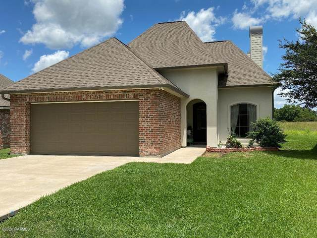 512 Braxton Drive, Youngsville, LA 70592 (MLS #20004738) :: Keaty Real Estate