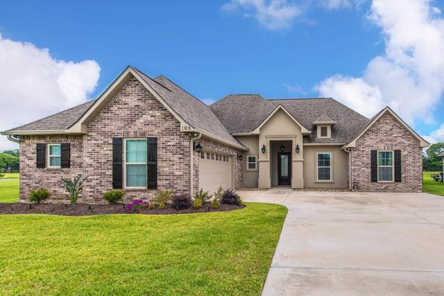 103 Hidden Ridge Drive, Lafayette, LA 70507 (MLS #20004850) :: Robbie Breaux & Team