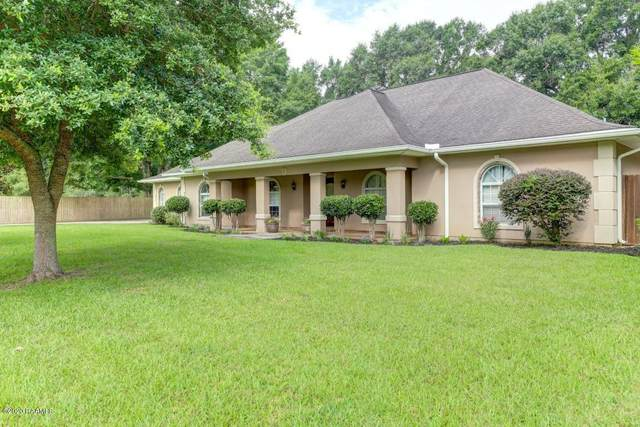130 Calvin Abadie Lane, Carencro, LA 70520 (MLS #20004926) :: Keaty Real Estate