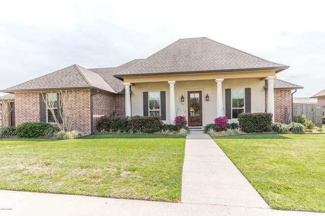 105 Ruidoso Dr Drive, Lafayette, LA 70503 (MLS #20004964) :: Keaty Real Estate