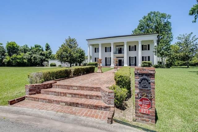 123 Shannon Road, Lafayette, LA 70503 (MLS #20005239) :: Keaty Real Estate