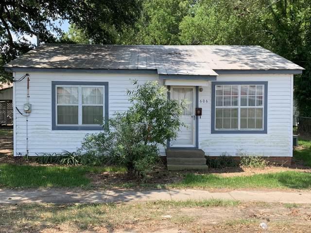 606 W Lincoln Road, Ville Platte, LA 70586 (MLS #20005350) :: Keaty Real Estate