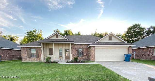 321 Stoneridge Drive, Duson, LA 70529 (MLS #20005443) :: Keaty Real Estate