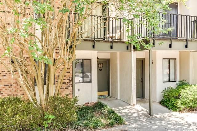 3500 E Simcoe Street #55, Lafayette, LA 70501 (MLS #20005450) :: Keaty Real Estate
