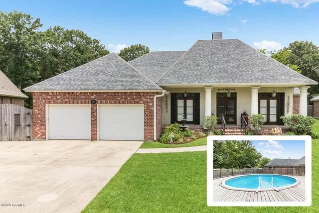 209 Belle Maison Drive, Lafayette, LA 70506 (MLS #20005468) :: Keaty Real Estate