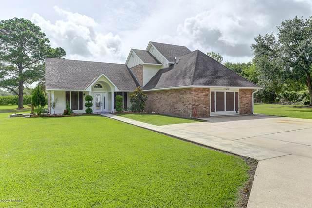 606 Kyle Landry Road, New Iberia, LA 70563 (MLS #20005589) :: Keaty Real Estate