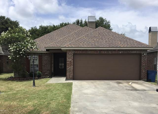 103 Navy Seal Dr Drive, Duson, LA 70529 (MLS #20005702) :: Keaty Real Estate