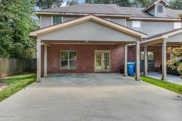 124 Deraney Lane, Lafayette, LA 70503 (MLS #20005758) :: Keaty Real Estate