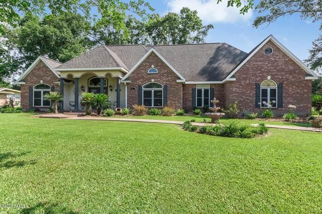 307 Rolling Oaks Drive, Opelousas, LA 70570 (MLS #20005777) :: Keaty Real Estate