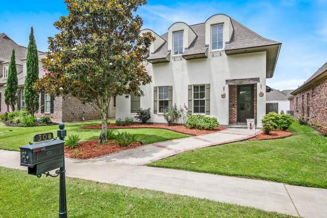 308 Nanterre Lane, Lafayette, LA 70507 (MLS #20005820) :: Keaty Real Estate