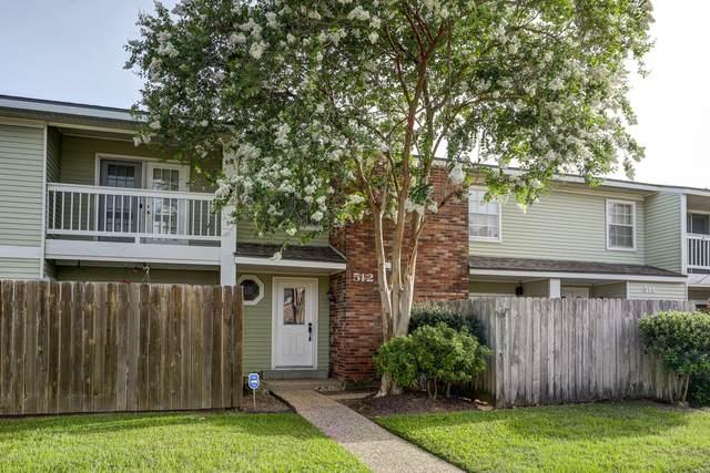 200 Lodge Drive #512, Lafayette, LA 70506 (MLS #20005821) :: Keaty Real Estate