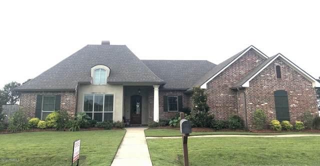 115 Oak Shadows Drive, Youngsville, LA 70592 (MLS #20005962) :: Keaty Real Estate