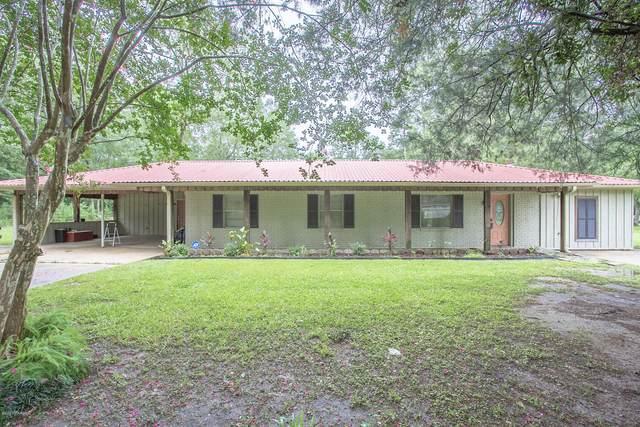 138 Banque Lane, Eunice, LA 70535 (MLS #20005986) :: Keaty Real Estate