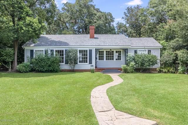 736 Parkside Drive, Lafayette, LA 70506 (MLS #20006013) :: Keaty Real Estate