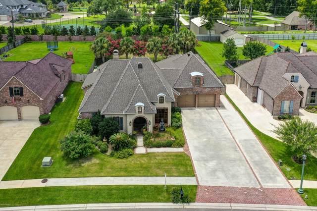 206 Flagstone Court, Lafayette, LA 70503 (MLS #20006036) :: Keaty Real Estate