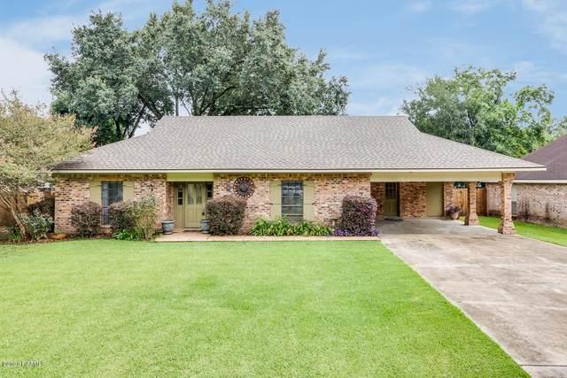 308 Teakwood Drive, Youngsville, LA 70592 (MLS #20006044) :: Keaty Real Estate