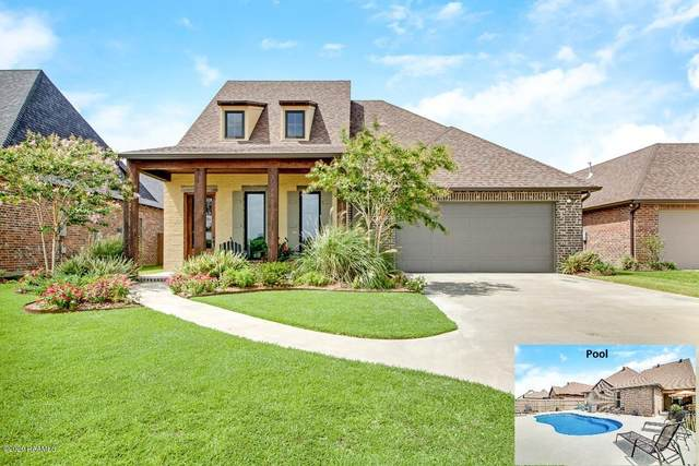 417 Sandy Bay Drive, Broussard, LA 70518 (MLS #20006045) :: Keaty Real Estate