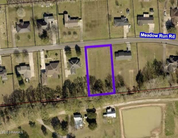 25 Meadow Run Road, Opelousas, LA 70570 (MLS #20006110) :: Keaty Real Estate
